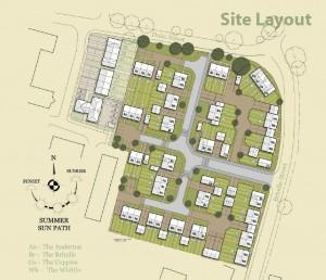 Dukes Park Site Plan