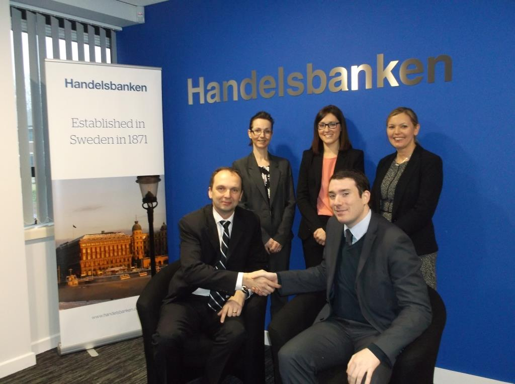 Handelsbanken Moves in at Ackhurst Business Park