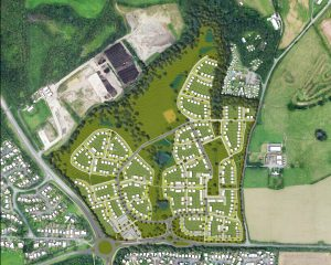 Planning Consent Secured for Up to 450 New Houses in Telford