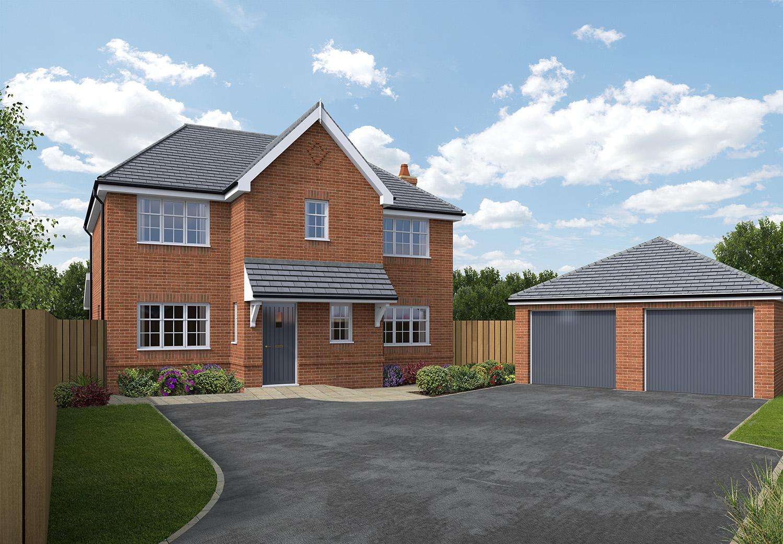 New Build Homes Homes Lytham St Annes