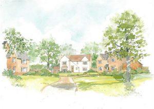 Gleadhill House Gardens