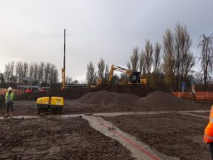 Second phase of development at Grangemouth
