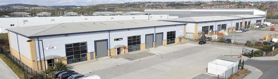 Northern Trust - Aspen Court, Rotherham - Industrial Development