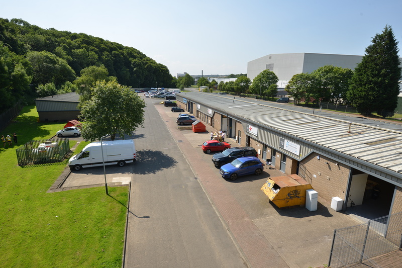 Princess Court  - Industrial Unit To Let - Low Prudhoe Industrial Estate, Prudhoe