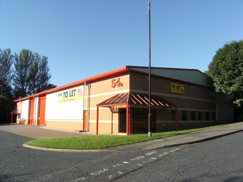 Bede Industrial Estate -  Aidan Court Units 54A & 54B