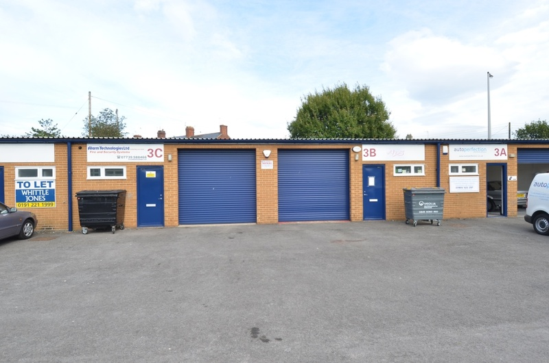 Castle Close Industrial Estate  - Industrial Workshop