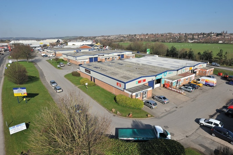 Derby Trading Estate  - Industrial Unit To Let - Derby Trading Estate, Derby