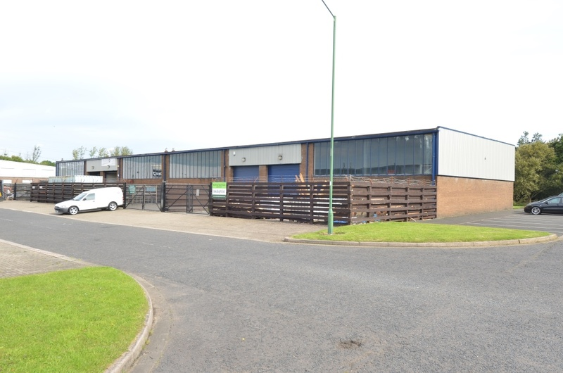 Leadgate Industrial Estate  - Industrial Units