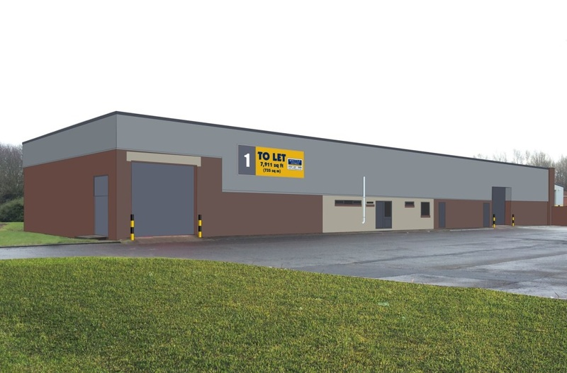 Bede Industrial Estate - Unit 1