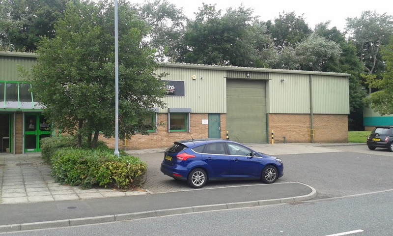 Beechburn Industrial Estate - Unit 14B  - Warehouse