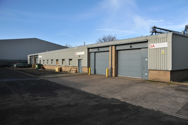 Belford Industrial Estate  - Industrial Unit To Let- Belford Industrial Estate,Belford