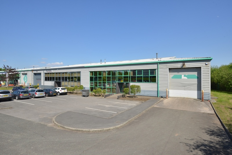Wheatlea Industrial Estate - Unit 5