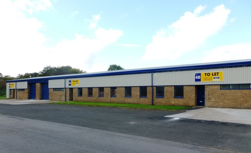 East Ord Industrial Estate - Units 4B-D