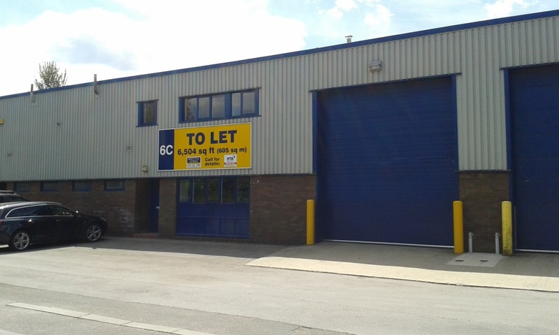 Number One Industrial Estate - Unit 6C