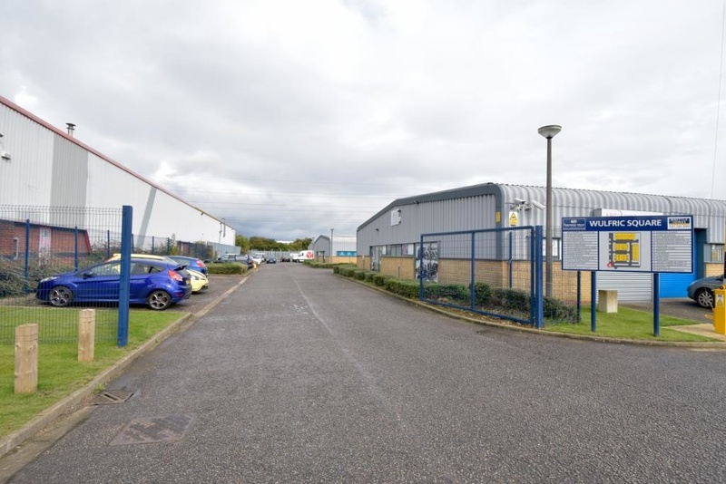 Industrial Unit To Let - Wulfric Square, Peterborough