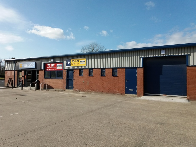 Nelson Park Industrial Estate - Unit 15X  - Industrial Unit To Let - Nelson Park Industrial Estate, Cramlington