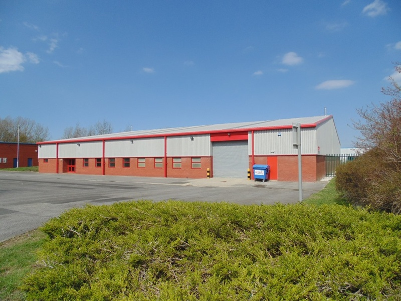 Number One Industrial Estate - Unit 20