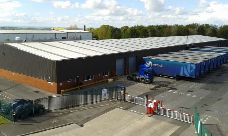 Number One Industrial Estate - Units 14A-F