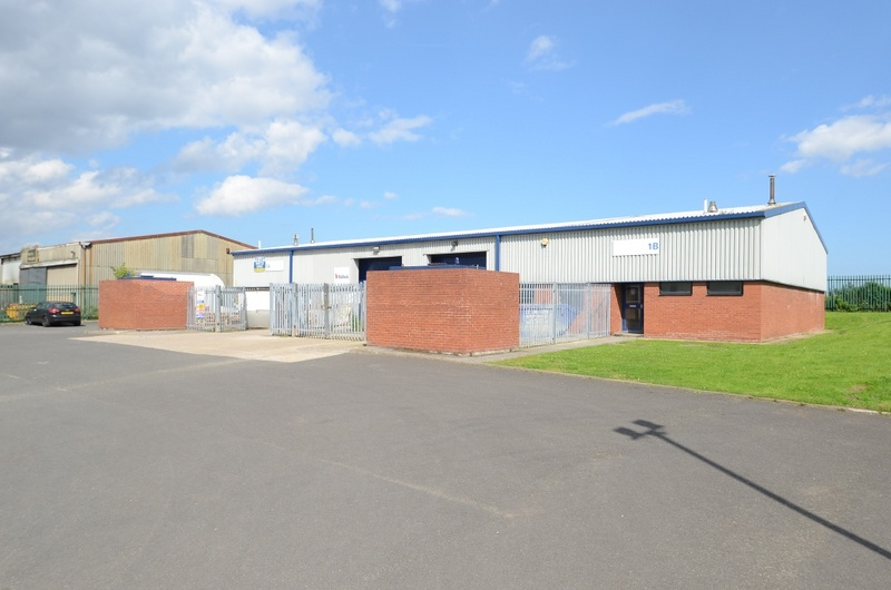 Salters Lane Industrial Estate  - Industrial Units