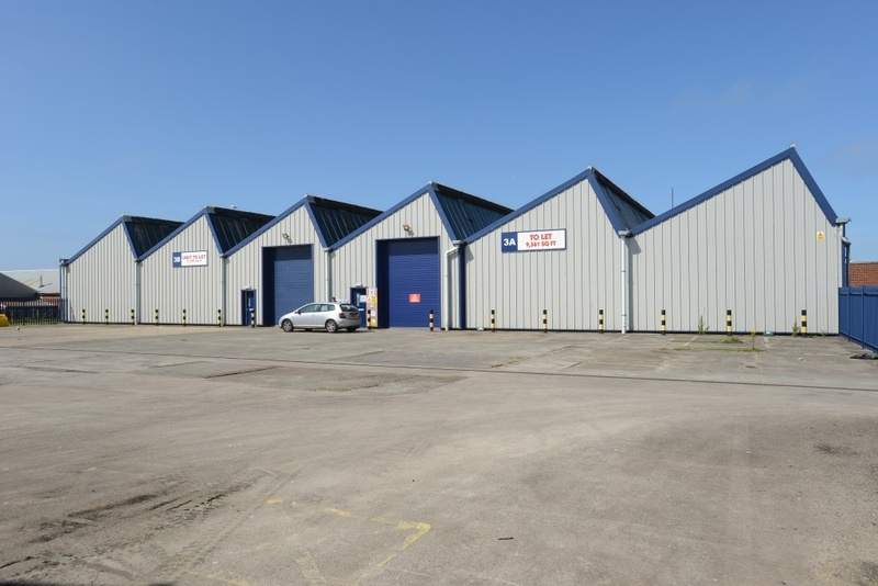 Block 3, Salterbeck Industrial Estate  - Industrial Units