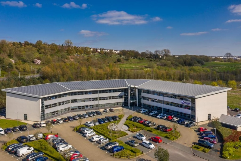 Industrial Office Space To Let - Genesis Centre, Stoke on Trent