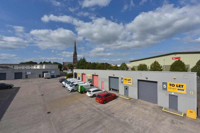 Howley Quay Industrial Estate