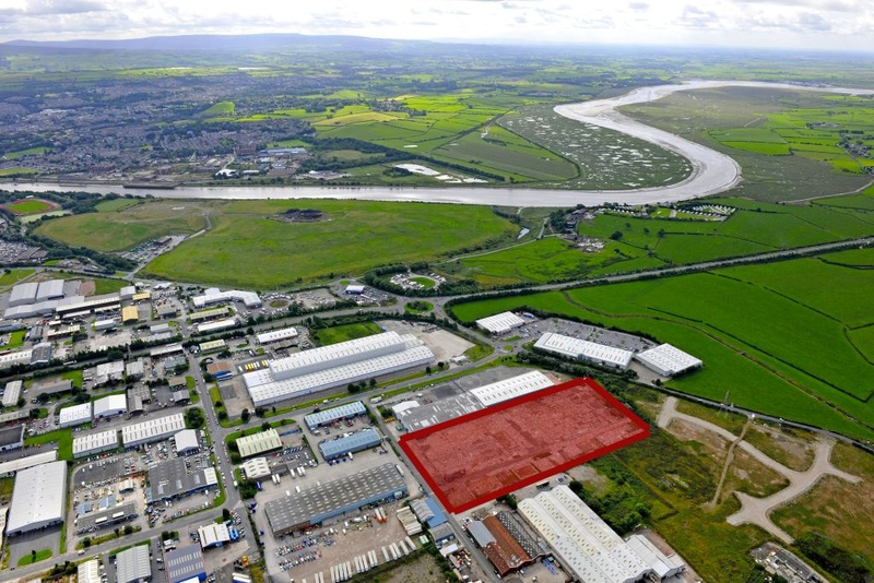 Land at Southgate Trade Park  - Industrial Unit To Let- Southgate Trade Park, Morecombe