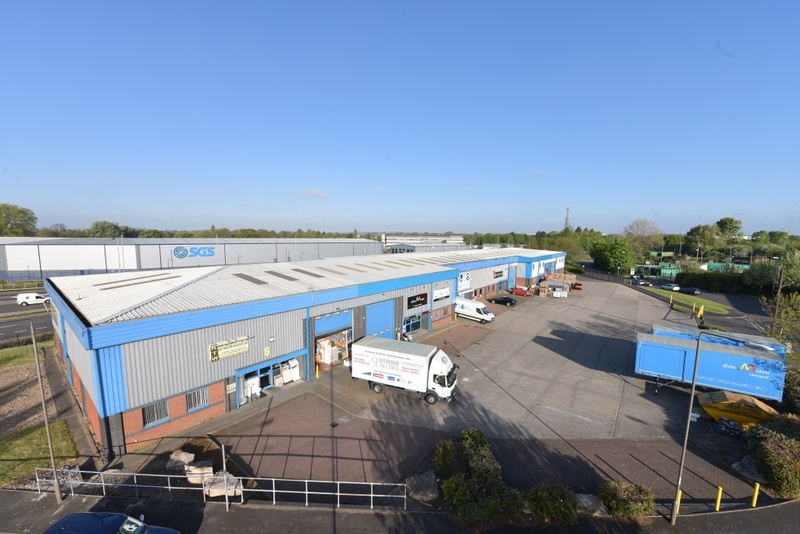 Raynesway Park  - Industrial Unit To Let - Raynesway Park, Derby