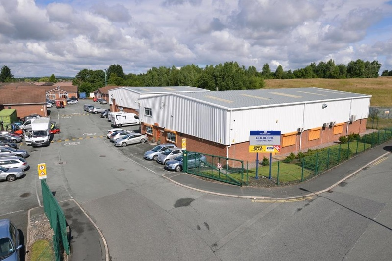 Golborne Enterprise Park
