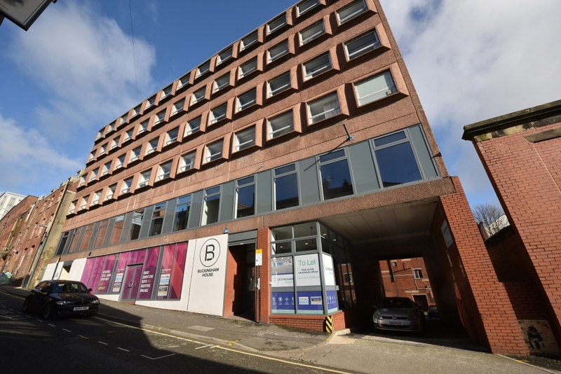 Buckingham House  - Office Unit To Let- Buckingham House, Preston