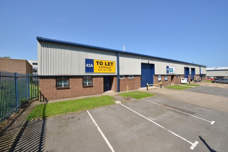 Leechmere Industrial Estate - Unit 43A