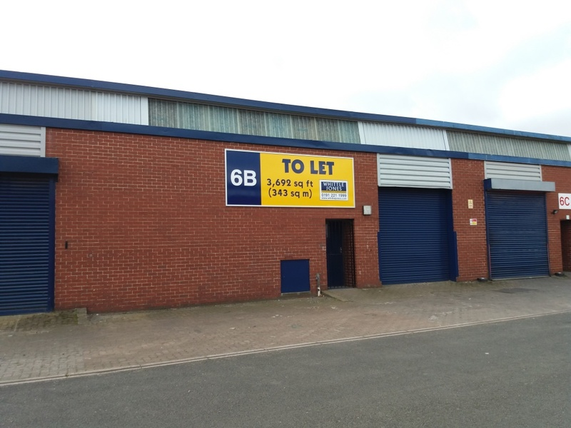 Southwick Industrial Estate - Unit 6B  - Industrial Unit To Let- Southwick Industrial Estate, Sunderland
