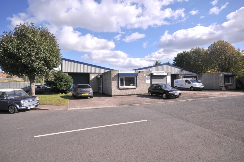 Industrial Unit To Let - Stetchford Trading Estate, Stetchford