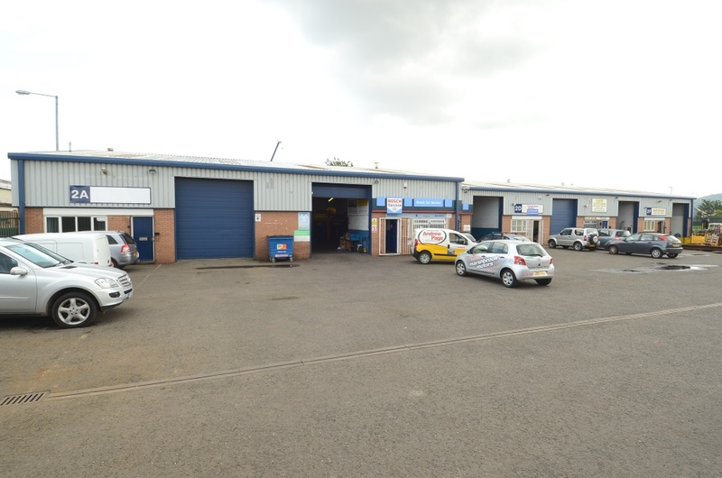 Bolckow Road Industrial Estate  - Workshop Units