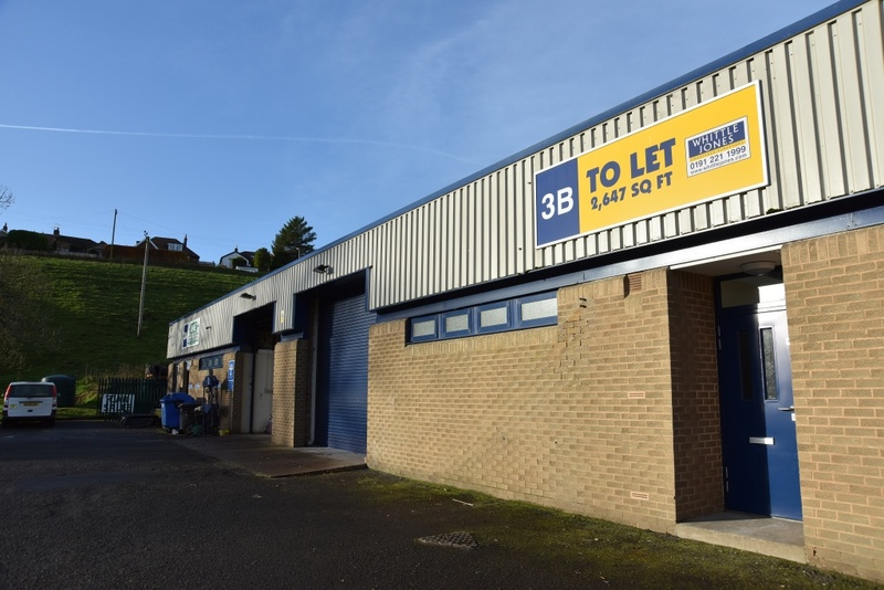 Rothbury Industrial Estate - Unit 3B  - Industrial Unit To Let - Rothbury Industrial Estate, Rothbury