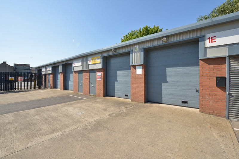 Laurel Way Industrial Estate