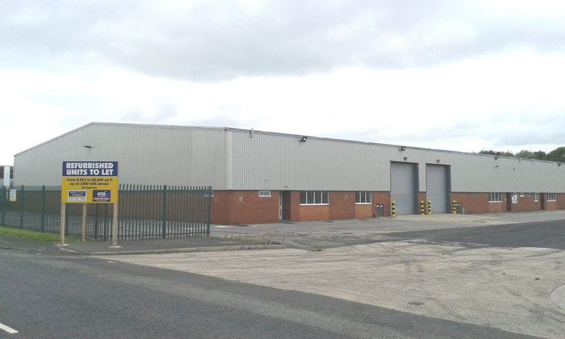 Number One Industrial Estate - Units 14 & 15