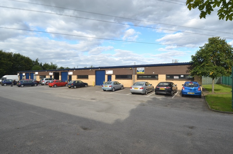 Thornley Station Industrial Estate  - Industrial Unit