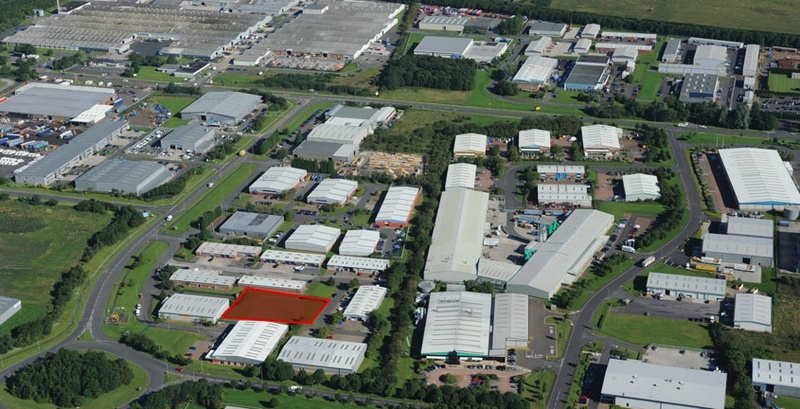 Land at Nelson Park - Development Opportunity  - Industrial Unit To Let - Nelson Park Industrial Estate, Cramlington