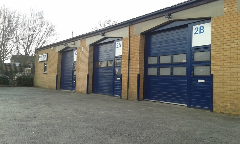 Wolsingham Industrial Estate  - Workshop