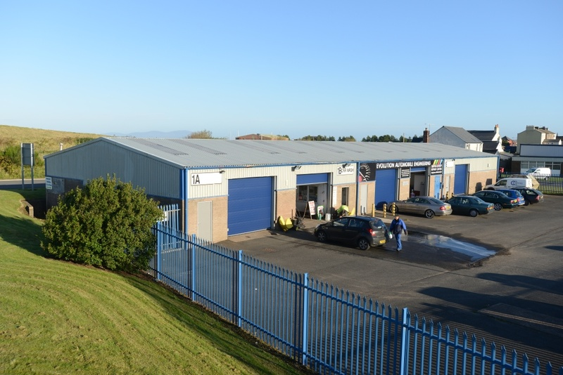 Glasson Industrial Estate  - Warehouse
