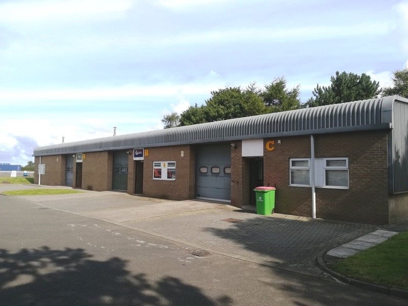 Wooler Industrial Estate