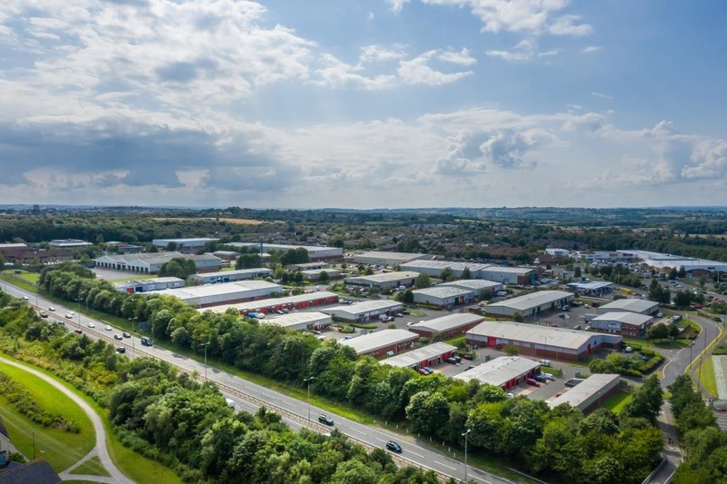 Industrial Unit To Let - Airport Industrial Estate, Newcastle Upon Tyne