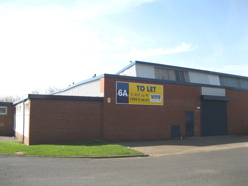 Southwick Industrial Estate - Unit 6A