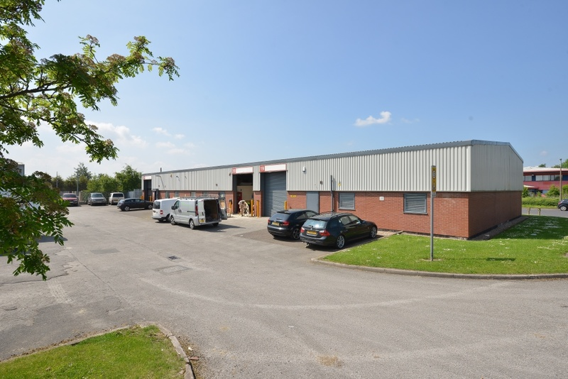Todwick Road Industrial Estate