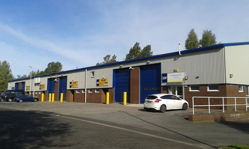 Number One Industrial Estate - Block 33  - Workshop Units