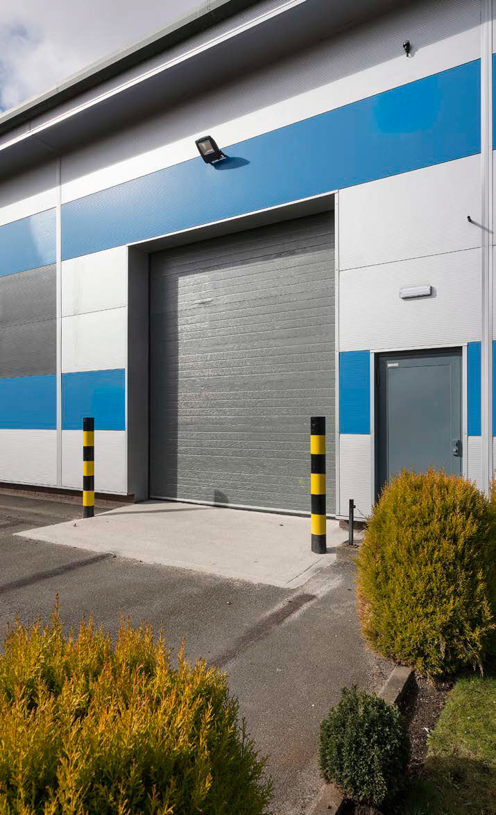 Unit 31 Computer Animation: Industrial Unit To Let Number One Industrial Estate