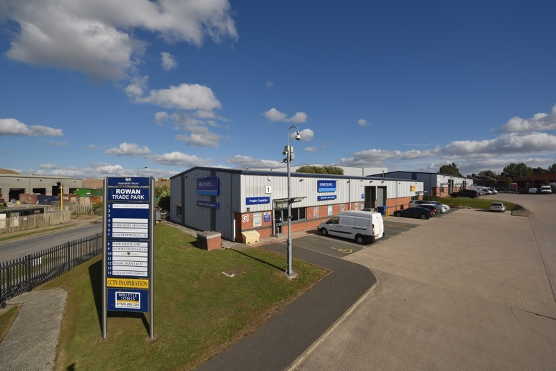 Industrial Unit To Let - Rowan Trade Park, Bradford