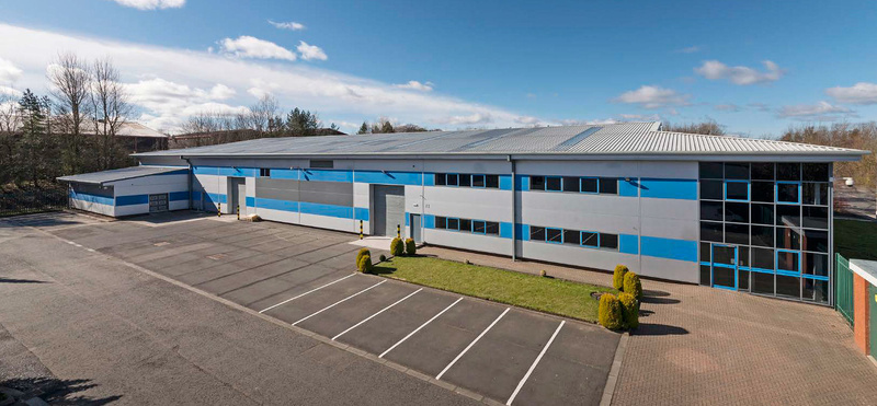 Number One Industrial Estate - Unit 31  - Industrial Unit To Let - Number One Industrial Estate, Consett