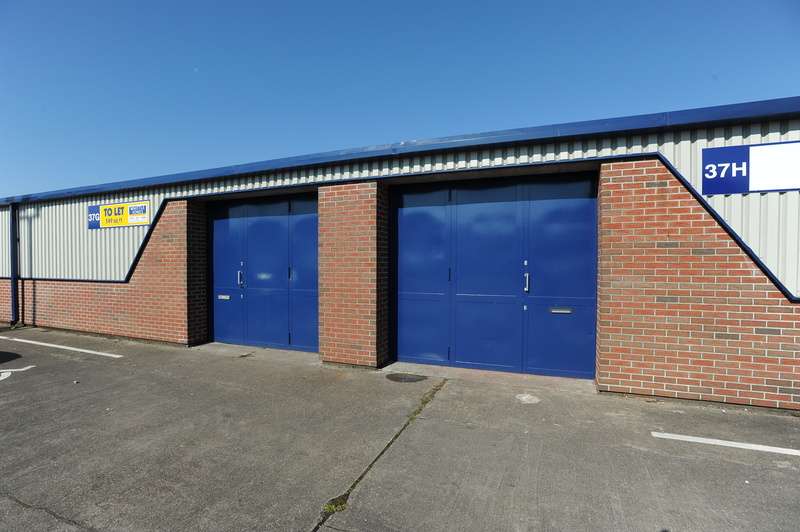 Bede Industrial Estate - Lindisfarne Court